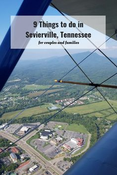 We make planning your trip to Tennessee easier with 9 things to do in Sevierville, Tennessee that are perfect for a couple's getaway or family vacation. Grab this list and get planning. Tennessee Vacation, Girls Vacation, Vacation Spots, Vacation Ideas, Couples Things To Do, Alaska Travel, Alaska Cruise, Mountain Vacations