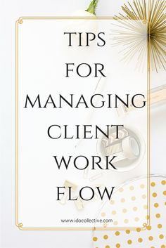 Managing Clients and their needs can get a bit hairy. Click through to read these great tips and tools for managing your client list.
