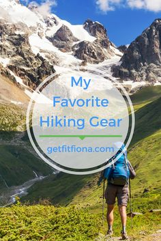 Since I went on my first hike of the summer last week (Big Hill Springs), I thought I'd put together a list of some of my favorite hiking gear. I actually have a backpack that I keep some of this