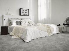 Parade karpetten bij Den Besten woninginrichting in Vianen Modern Bedroom Furniture, Modern Bedroom Design, Contemporary Bedroom, Home Furniture, Bedroom Decor, Apartment Master Bedroom, Comfy Bedroom, White Bedroom, Home Comforts