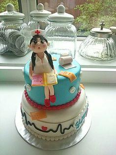 Nurse-cake 'Maaike'.