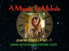 Joanie Stahl - Part1- Economic Collapse, Martial Law - Shocking Info 2016