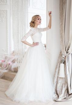Свадебное платье Мишель-2 Wedding Dresses, Fashion, Bride Dresses, Moda, Bridal Gowns, Fashion Styles, Wedding Dressses, Bridal Dresses