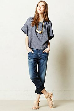 Field Midi Blouse from anthropologie