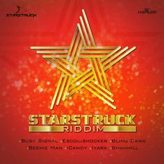 Starstruck Riddim is a brand new dancehall juggling from StarStruck Records, produced by Esco Da Shocker which features Busy Signal, Esco, B...