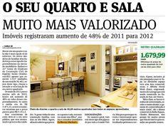 Jornal A Gazeta 20/09/2012 - Caderno de Imóveis