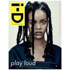 Rihanna, still an icon…    Ahead of the release of her eighth studio album, R8, Rihanna has been announced as the cover star of i-D magazine's Music Issue.