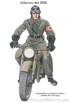 NSKK - Nationalsozialistisches Kraftfahrkorps