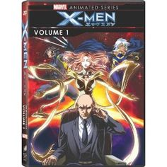 Marvel Anime: X-Men - Season 01 - Vol. 1 (Sony Pictures Home Entertainment)