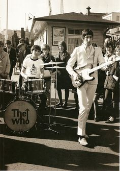 suicidewatch:  The Who, 1966
