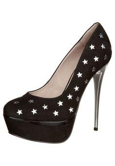 ESME STAR - High heels - black