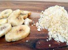 Bananenmeel is iets om enthousiast over te raken, vooral als je glutenvrij gaat. Met brood van bananenmeel krijg je 25% minder calorieën binnen en een stuk minder koolhydraten. Een vol opgeblazen g…