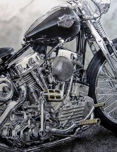 Harley Davidson #harleydavidsoncustommotorcyclesmotorbikes