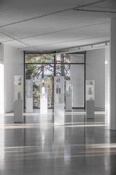 Edmund de Waal | another hour, I-VI, installation 2017