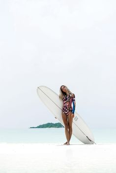 Marina Alonso looking dreamy in our Surf Capsule collection Marina Alonso looking dreamy in our Surf Surfboard, Sailing Theme, Sup Stand Up Paddle, Beach Music, Surfing Pictures, I Love My Wife, Bondi Beach, Surf Girls, Surfs Up