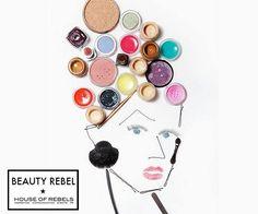 Foto von Hannah Whitaker (via Hello Artists). Object Photography, Still Life Photography, Asian Photography, Product Photography, Photography Ideas, Makeup Drag, Makeup Advertisement, Salon Art, Magical Makeup