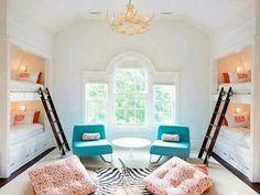Sparen Sie Platz Mit Etagenbett   30 Funktionelle Ideen Für Das Moderne  Schlafzimmer. Suchen Sie Gerade Nach Einer Schlauen Lösung Für Das  Kinderzimmer