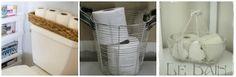 Organizar o banheiro | 50 dicas para você organizar seu banheiro ~ Arte De Fazer | Decoração e Artesanato
