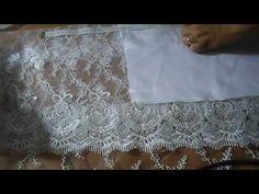 Como fazer um vestido de noiva do início ao fim  (Faça você mesmo) - YouTube