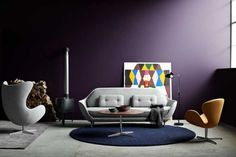Favn (Embrace) sofa by Jaime Hayon for Fritz Hansen