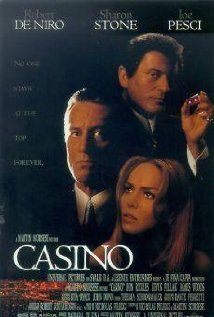 Casino:  Greed, deception, money, power, and murder occur between two mobster best friends and a trophy wife over a gambling empire.  (1995)