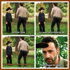The Walking Dead...Think