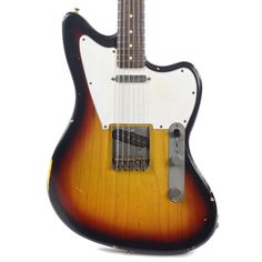 Nash T-Master 12-String 3-Tone Sunburst Light Relic w/Lollar Pickups (Serial #2797)