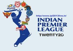 Watch all IPL 2013 Live matche here @ Stay with more updates Cricket Score, Live Cricket, Cricket Match, Ipl Live, T20 Cricket, Popular Now, Tv Channels, Opening Ceremony, Premier League
