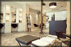 ZAZEN Paris | Salon de coiffure