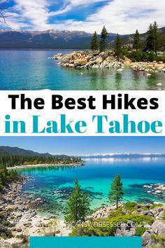 South Lake Tahoe Hikes, Lake Tahoe Camping, Lake Tahoe Summer, South Tahoe, Lake Tahoe Vacation, Vacation Spots, Weekend Vacations, Van Camping, Camping Gear