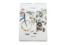 Der Kalender 2018 ist handillustriert und auf wunderbar mattem Recyclingpapier gedruckt. Verbunden werde die Seiten mit einer Wire-O-Bindung, wodurch das Wechseln der Seiten sehr einfach ist. Jeder Monat hat eine eigene Seite und spiegelt das Thema Koexistenz wieder | #gretasschwester #kalender2018 Good Mood, Calendar, My Favorite Things, Monat, Inspiration, Wallpapers, Design, Calendars 2016, Gifts For Women