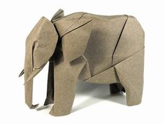 Brilliant animal origami by Nguyễn Hùng Cường - Lost At E Minor: For creative people