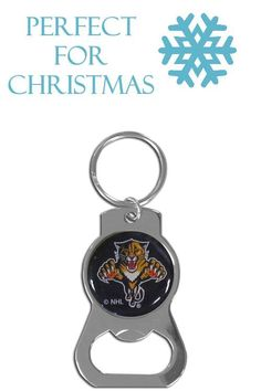 new products 798bb aad87 Hate searching for a bottle opener, get our Florida Panthers bottle opener key  chain and