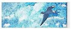 Yoga Mats For Sale, Natural Rubber, Fine Art America, Whale, Heaven, My Arts, Nature, Prints, Blue