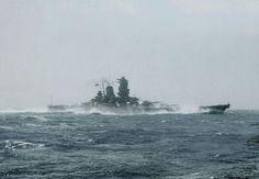 super battleship YAMATO -Pin it by GUSTAVO BUESO-JACQUIER