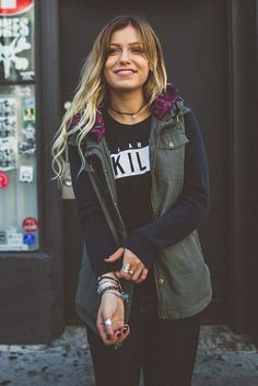 Glamour Kills The Jenna Surplus Jacket