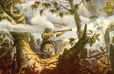 The bandeiras of medieval Portugal had been small raiding parties sniping at the Moors; at São Paulo, a bandeira was an organized force that set out for an expedition into the sertão, the backlands. -- from Brazil, a Novel by Errol Lincoln Uys American Indians, Native American, Facts About People, Jean Baptiste, New York Public Library, Greatest Adventure, Zine, The Rock, Nativity