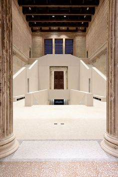 david chipperfield architects: 'neues museum', berlin 2009