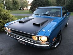 Aussie Muscle Cars, Dodge Muscle Cars, Vintage Iron, Vintage Cars, Hemi Engine, Dodge Chrysler, Dodge Dart, Real Men, Darts