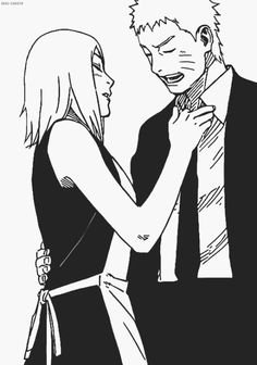 Love this picture. #narusaku