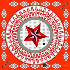 The Red Star Target