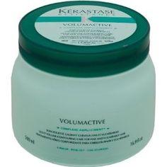 The Best Shampoos for Improving Fine Hair: Kerastase Volumactive Mask