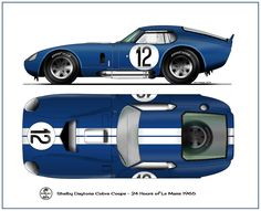 Shelby Daytona, Shelby Car, Le Mans, Slot Car Racing, Auto Racing, Carros Lamborghini, Classic Race Cars, Muscle Cars, Old Race Cars