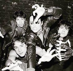 -Bobby Steele, Jerry Only, Glenn Danzig, Joey Image-