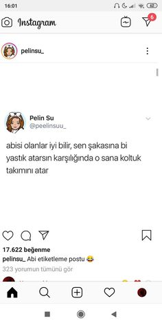 Abilerini çok sevenler BEEENN Comedy Zone, Funny Laugh, Galaxy Wallpaper, Funny Facts, Tumblr Posts, Cool Words, Quotations, Funny Pictures, Sayings