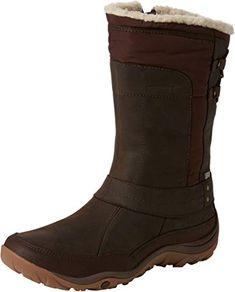 Merrell Women's Murren Mid Waterproof Winter Boot, Bracken, 10 M US Womens Fashion Sneakers, Fashion Boots, Wedge Boots, Shoe Boots, Short Rain Boots, Waterproof Winter Boots, Snow Boots Women, Mid Calf Boots, Partner
