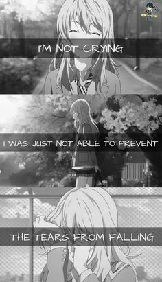 1000+ images about Anime Quotes on Pinterest | Manga Quotes, Tokyo ...