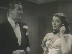 0 Ann Rutherford on the phone and Preston Foster in inside job 1946