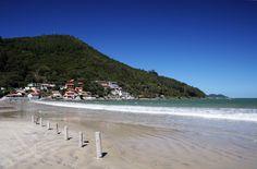 Praia Pântano do Sul, Florianópolis, Santa Catarina, Brasil.