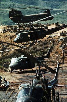 22 Mar 1971, Vietnam. #VietnamWarMemories